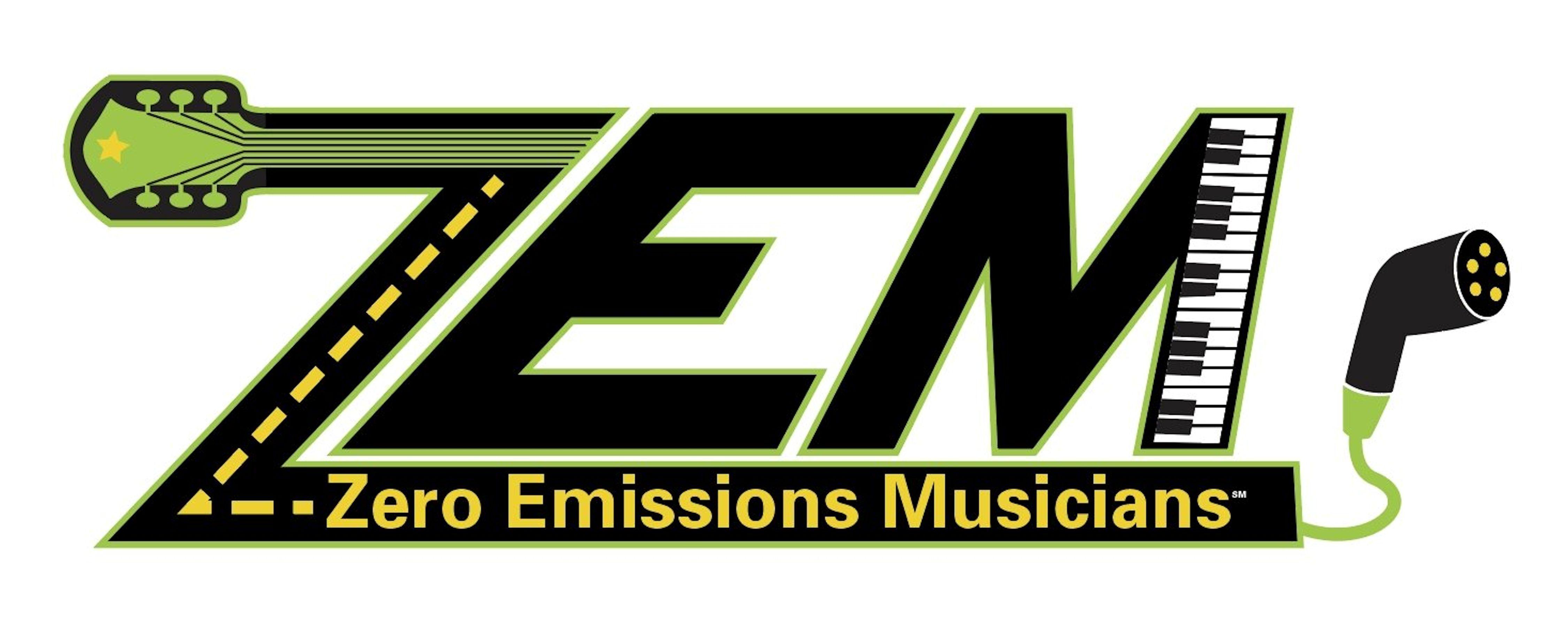 Logo ZEROEmissionMusician