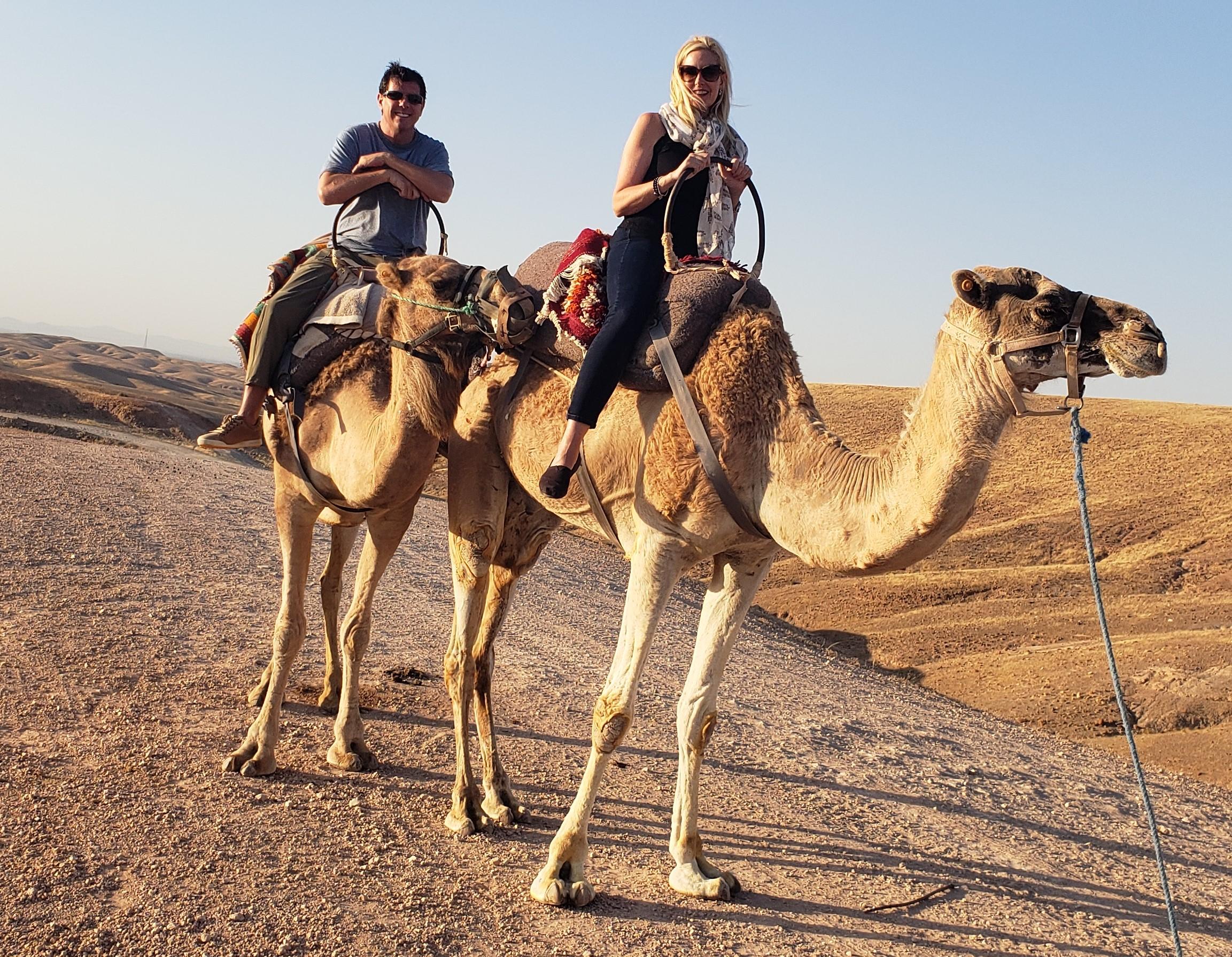 Date in the Desert