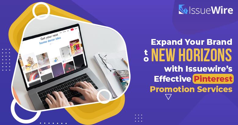 Pinterest Promotion Services
