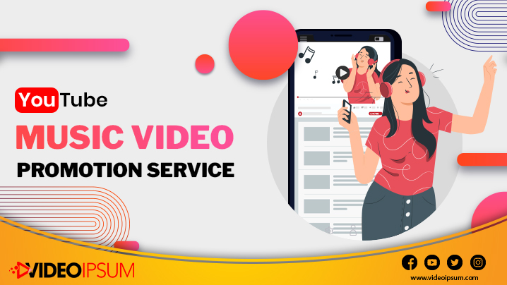 YouTube music video promotion service