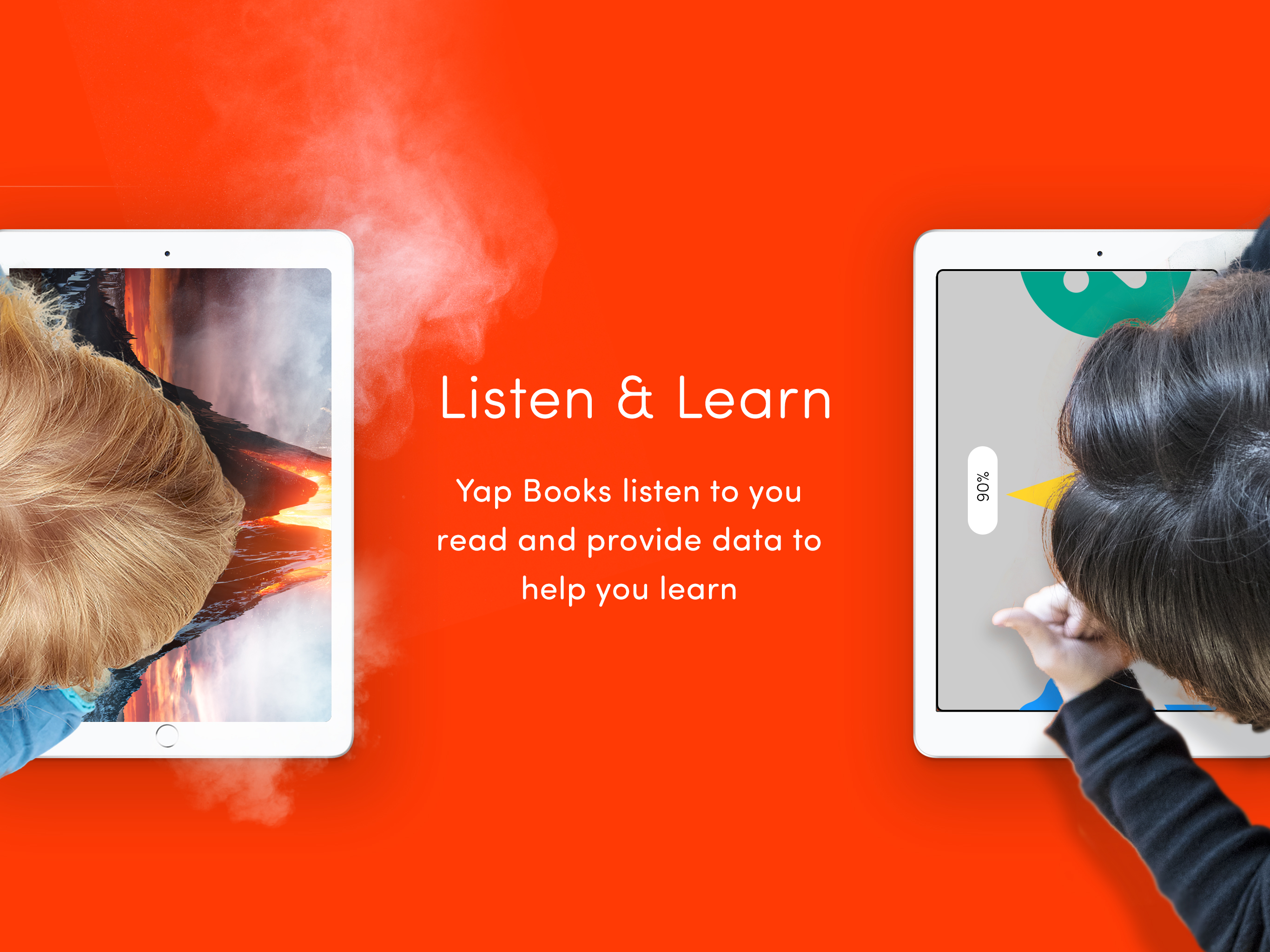Using voice technology to capture reading analysis to make learning much smarter
