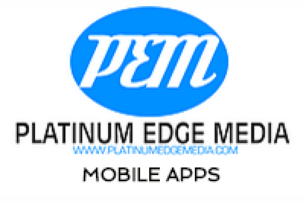 Platinum Edge Media Logo
