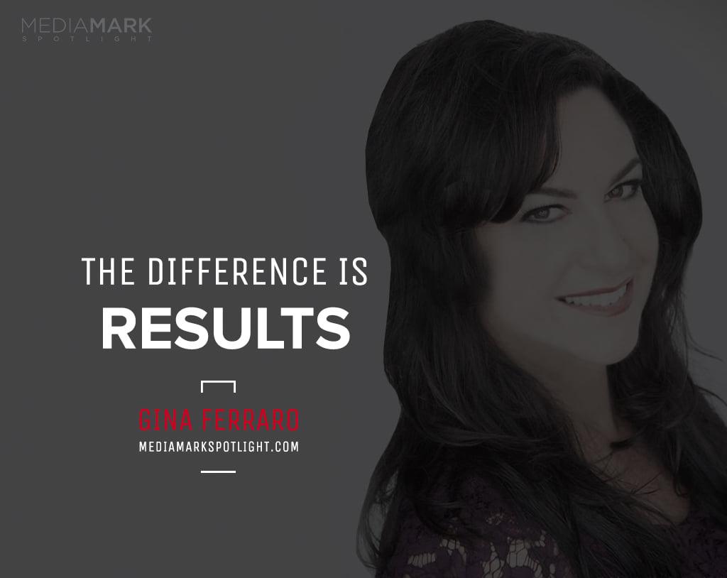Gina Ferraro President MediaMark Spotlight