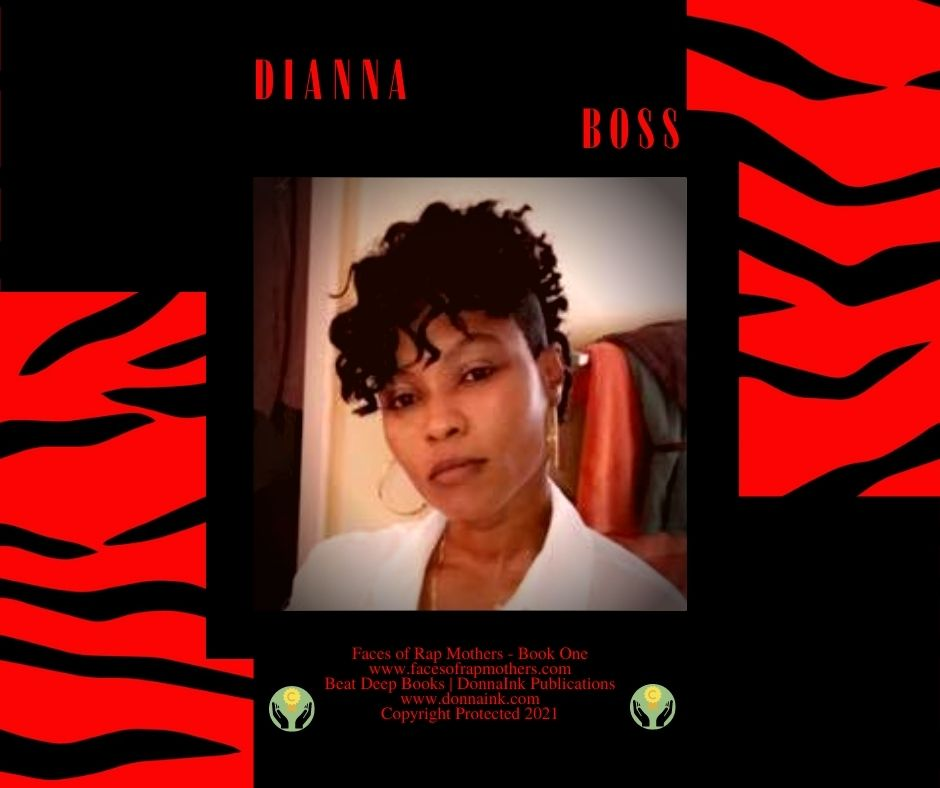 Ms Dianna Boss Chief Executive Officer Faces of Rap Mothers Television Network