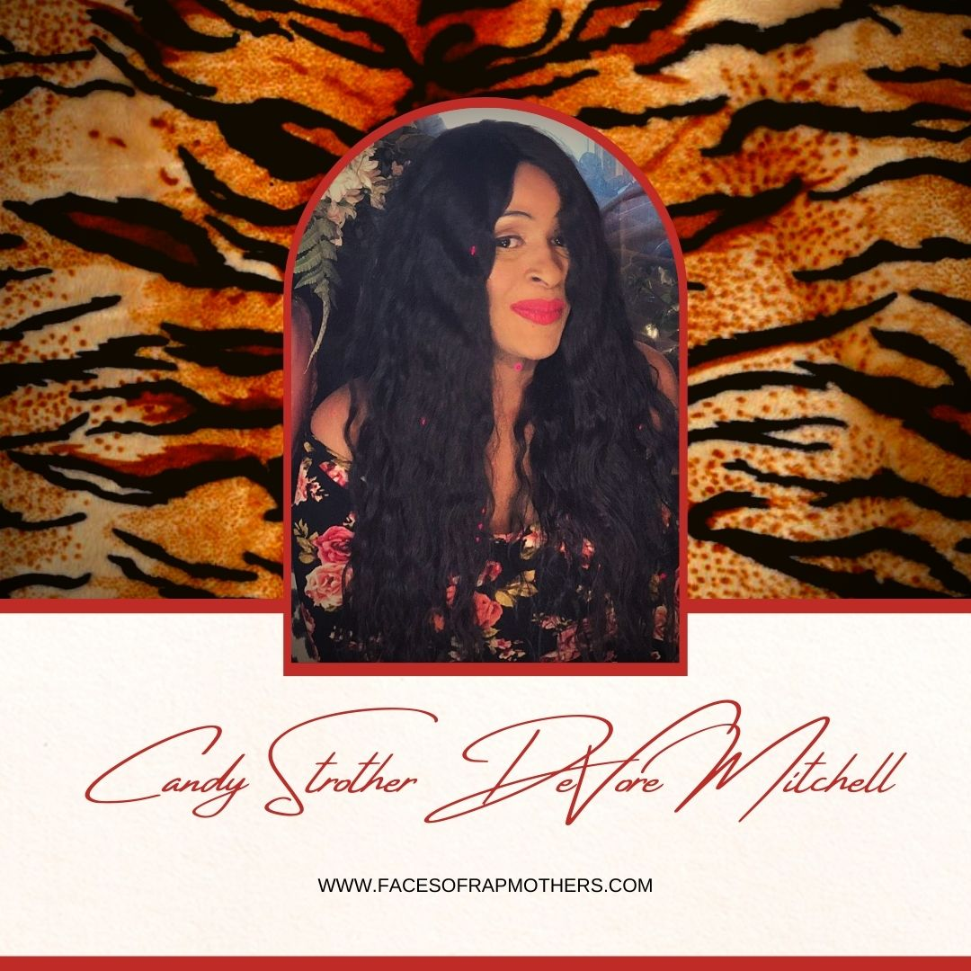 Ms Donna L Quesinberry President Faces of Rap Mothers Television Network and Book Platform
