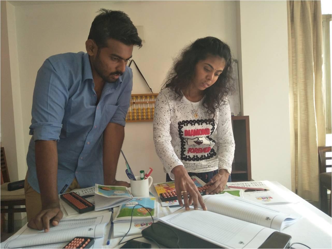 Expert Abacus Teachers Training in Bangalore