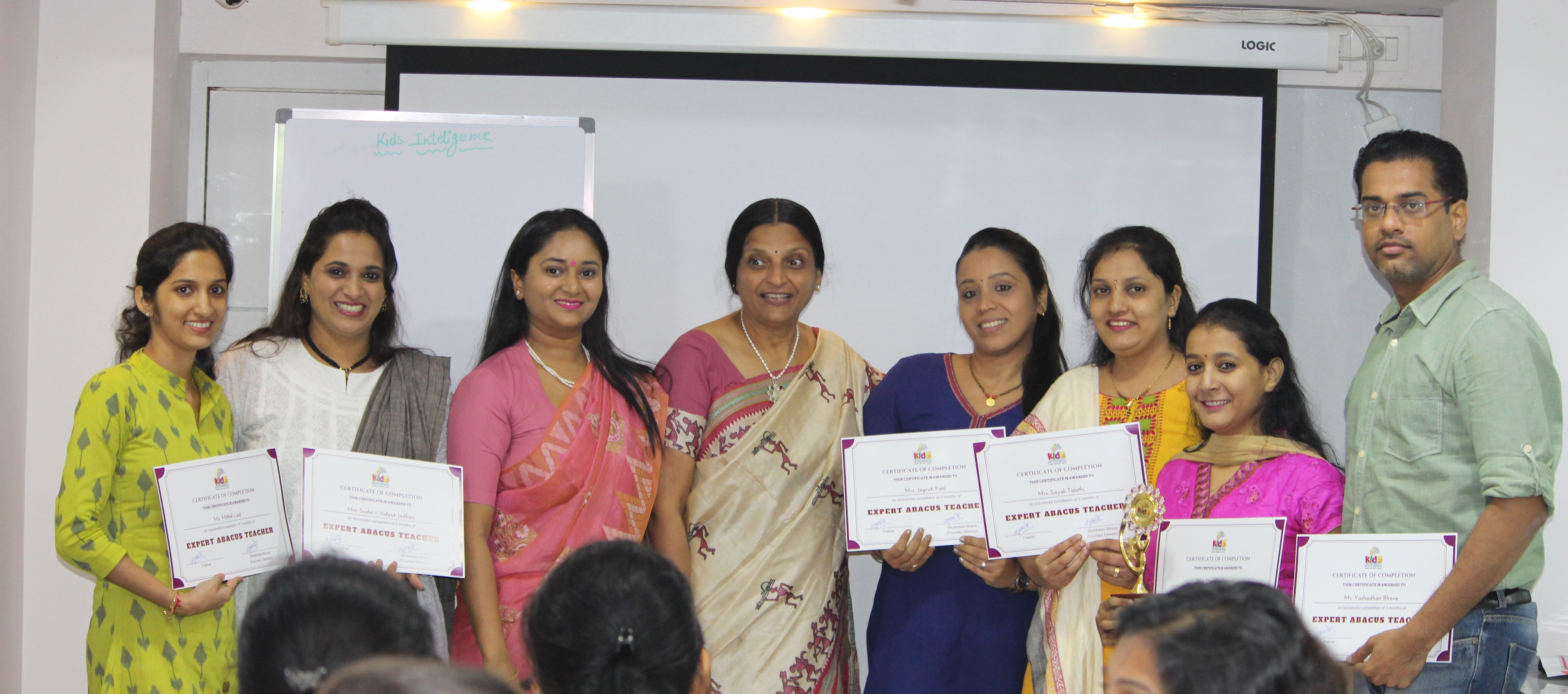 Teachers Certification Ceremony