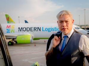 Gerald Lee Ceo Modern Logistics