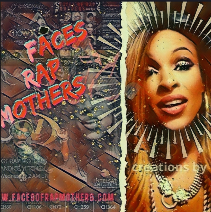 Chief Executive Officer CEOFaces of Rap Mothers Television NetworkMs Dianna Boss