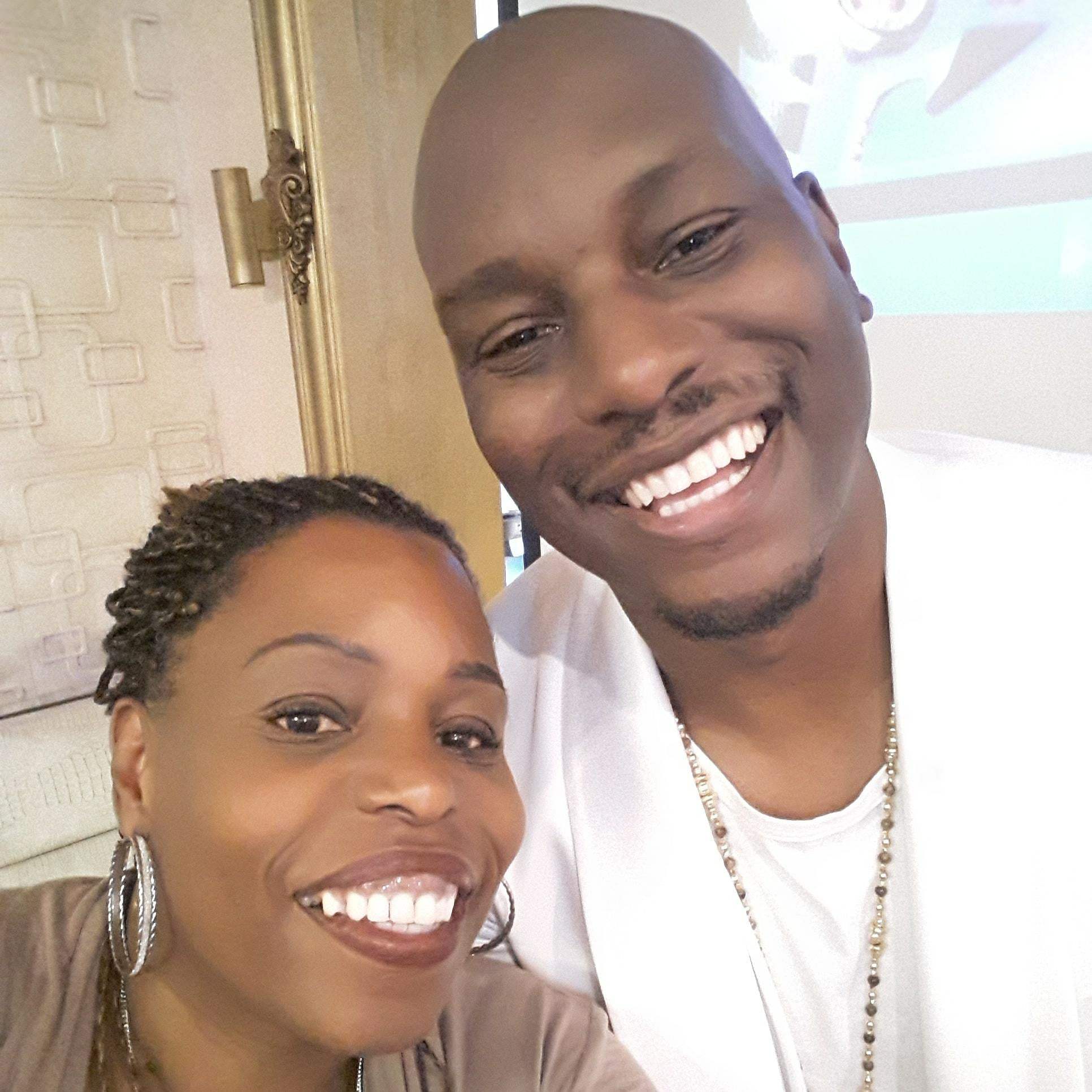 Vice PresidentFaces of Rap Mothers Television NetworkQueen G Tyrese Gibson