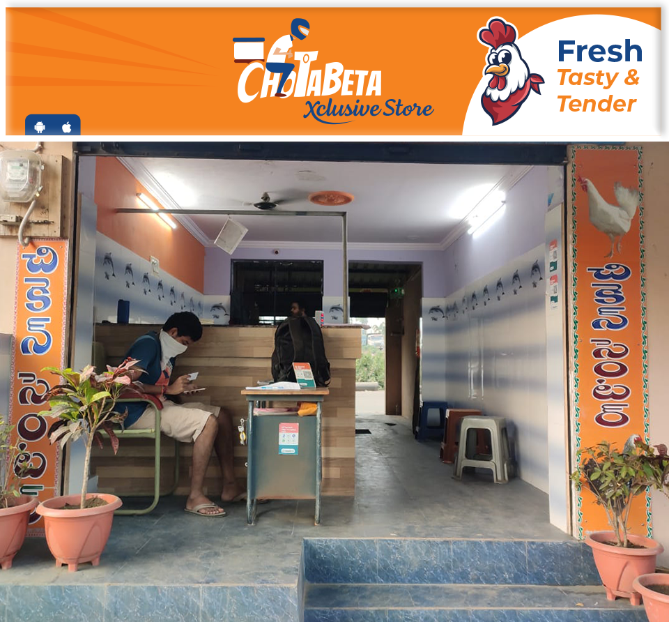 ChotaBeta Xclusive Grocery Store