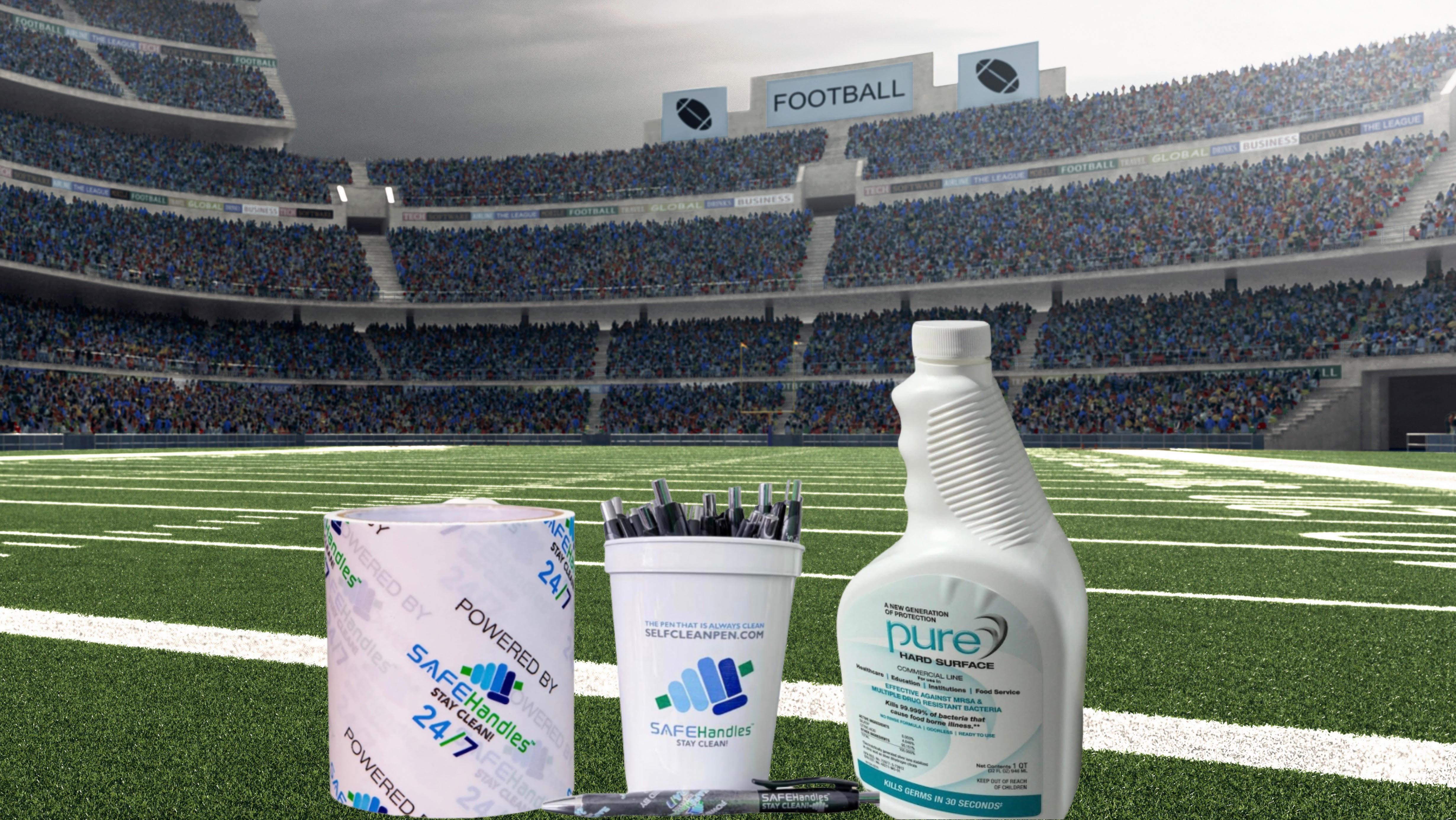 SafeHandles in Stadiums