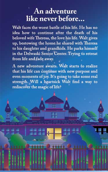 Return to Adventure Back Cover