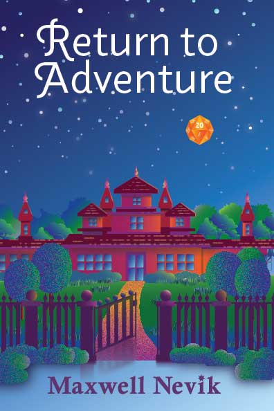 Return to Adventure Front Cover