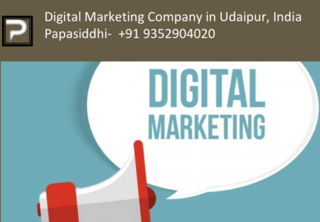 Digital Marketing Company in Udaipur