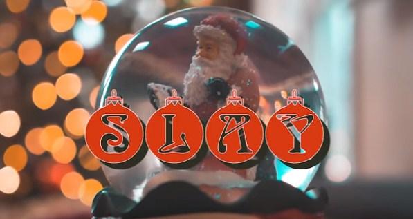 Christmas Rap Music.Cole Parkinson Uploads A Dynamic Music Video Cptime Slayy