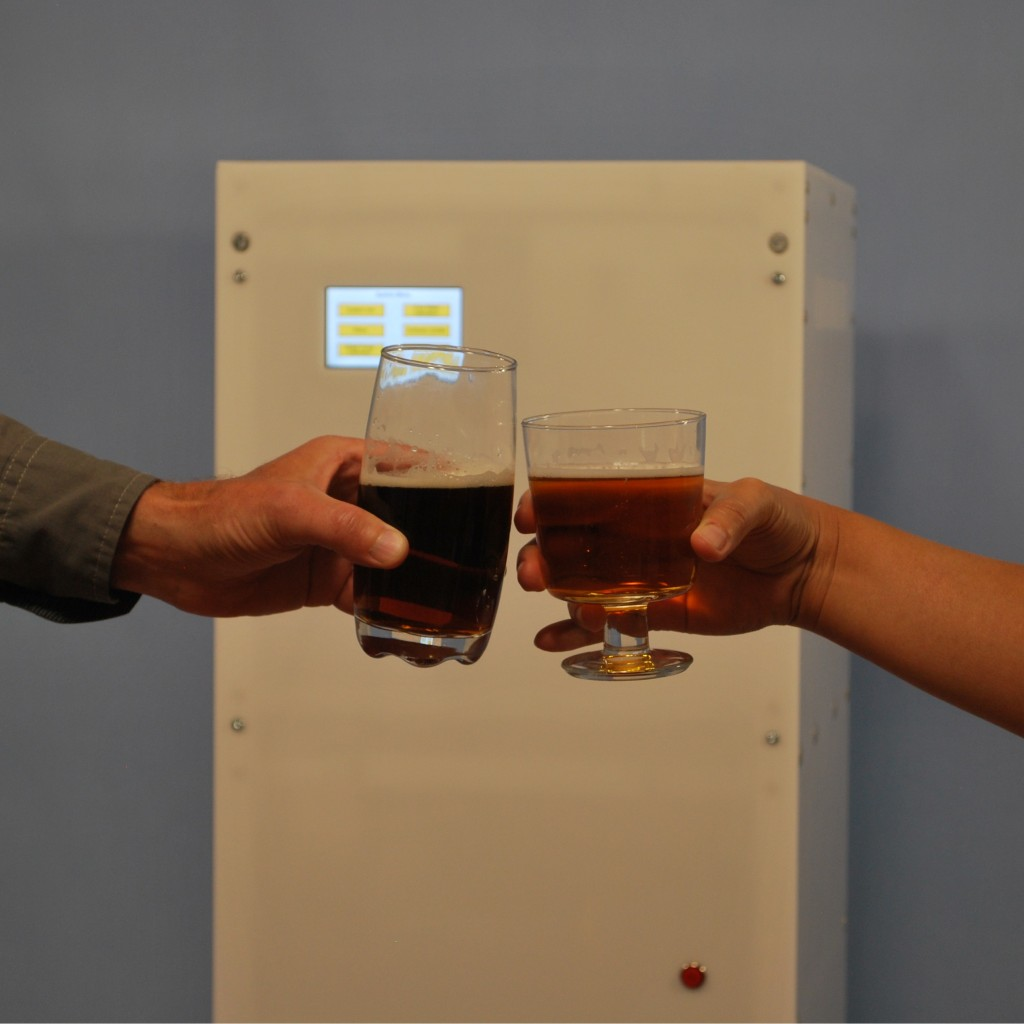 Personal Beer Station