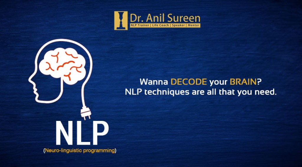 NLP techniques lets you unlease the untouched corner of your brain To get the benefit book 7 days NLP training workshop in Hyderabad now