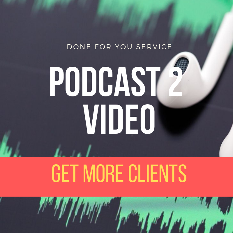Convert Your Podcasts into Video