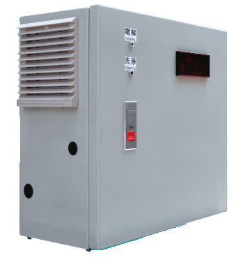 hrich commercial alkaline water ionizer