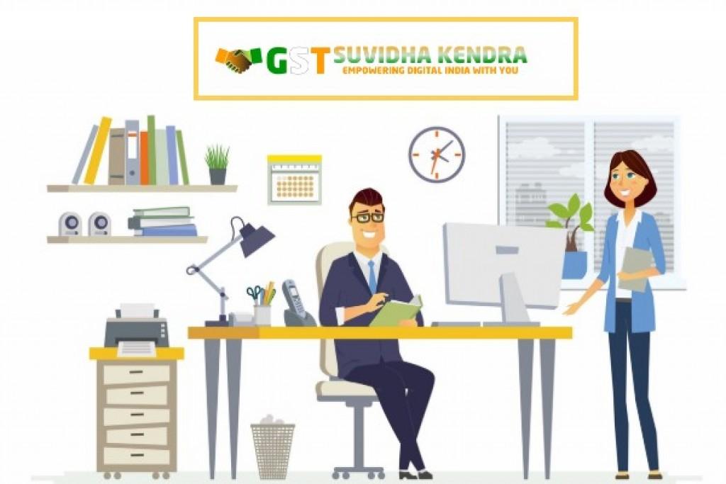GST Suvidha Kendra