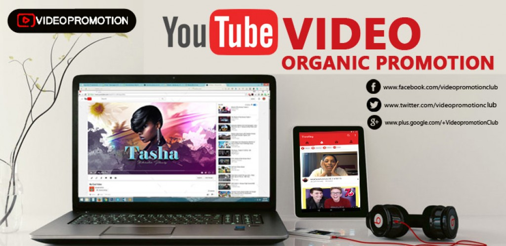 YouTube Video Organic Promotion