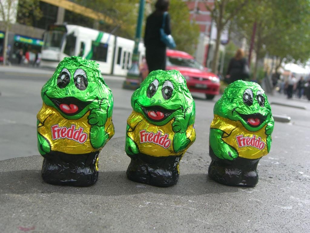 Freddo Frogs
