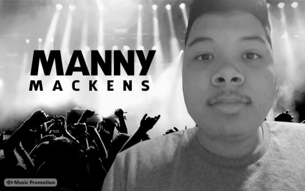 Hip hop Artist Manny Mackens