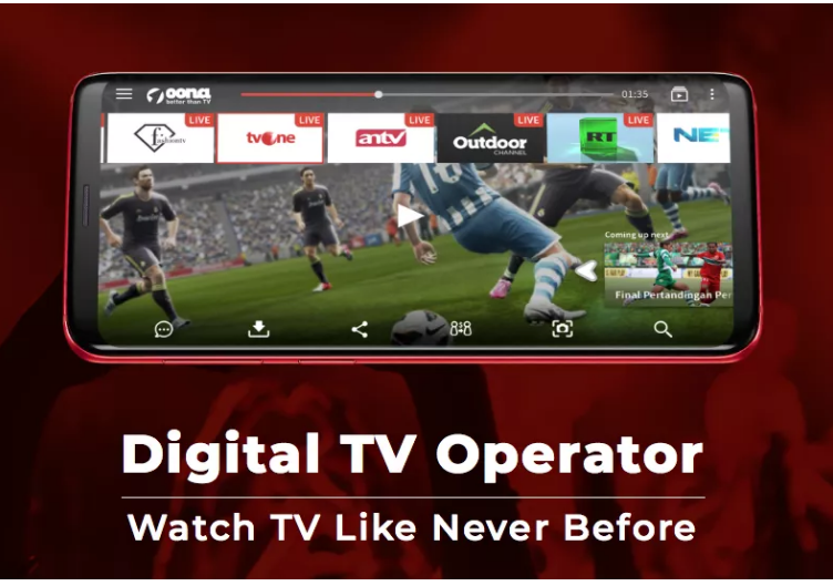 Ces 2019 Oona Ott Tv Announces Free Home Mobile Tv For Life Issuewire