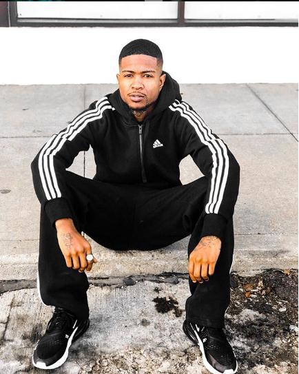 Rapper  King Mane