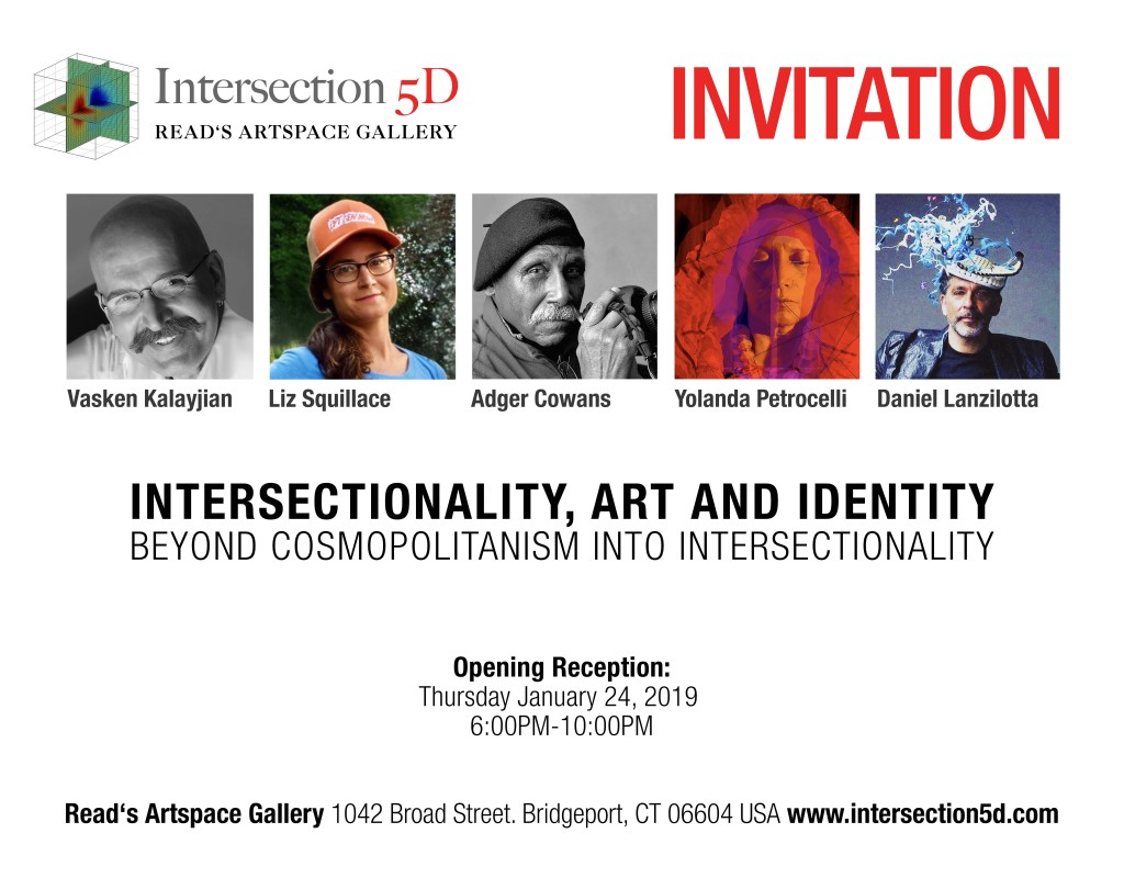 Intersectionality Art and Identity