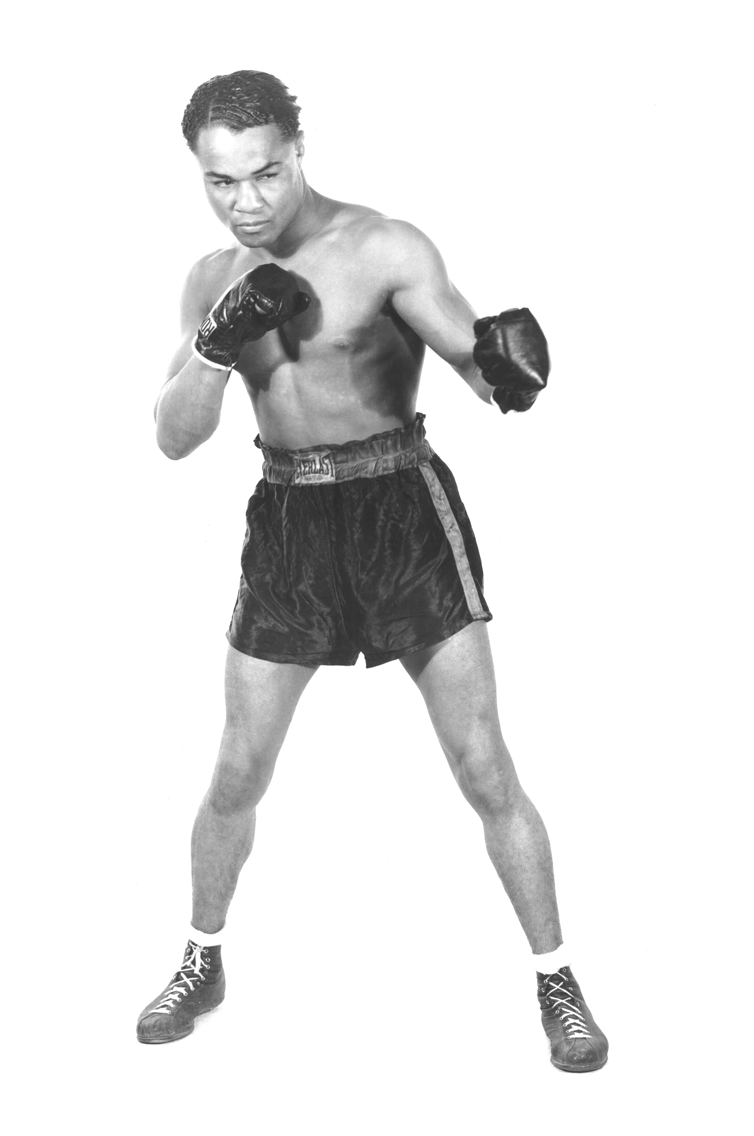 Boxing Legend Henry Armstrong