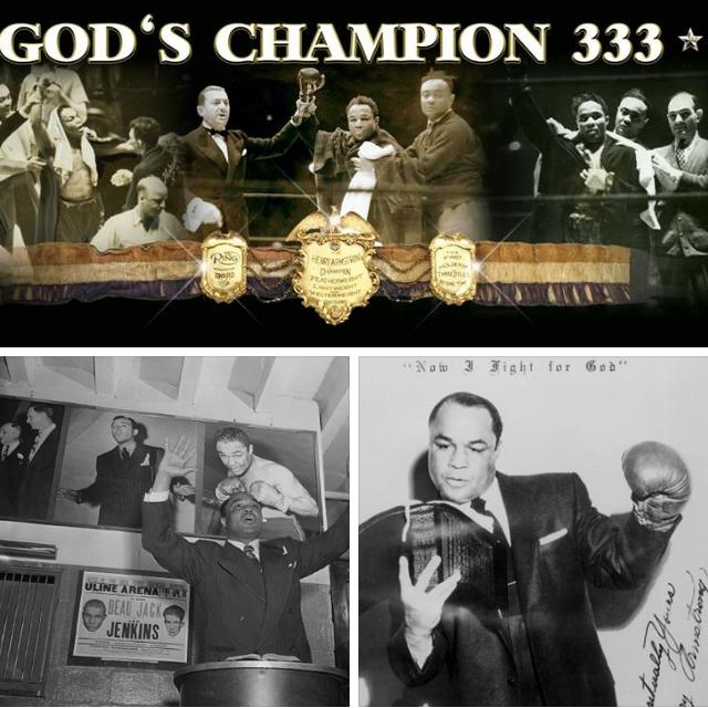 Boxing Legend  Rev Henry Armstrong