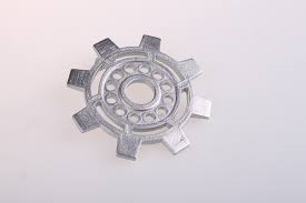 METAL 3D Print out on COLIDO METAL