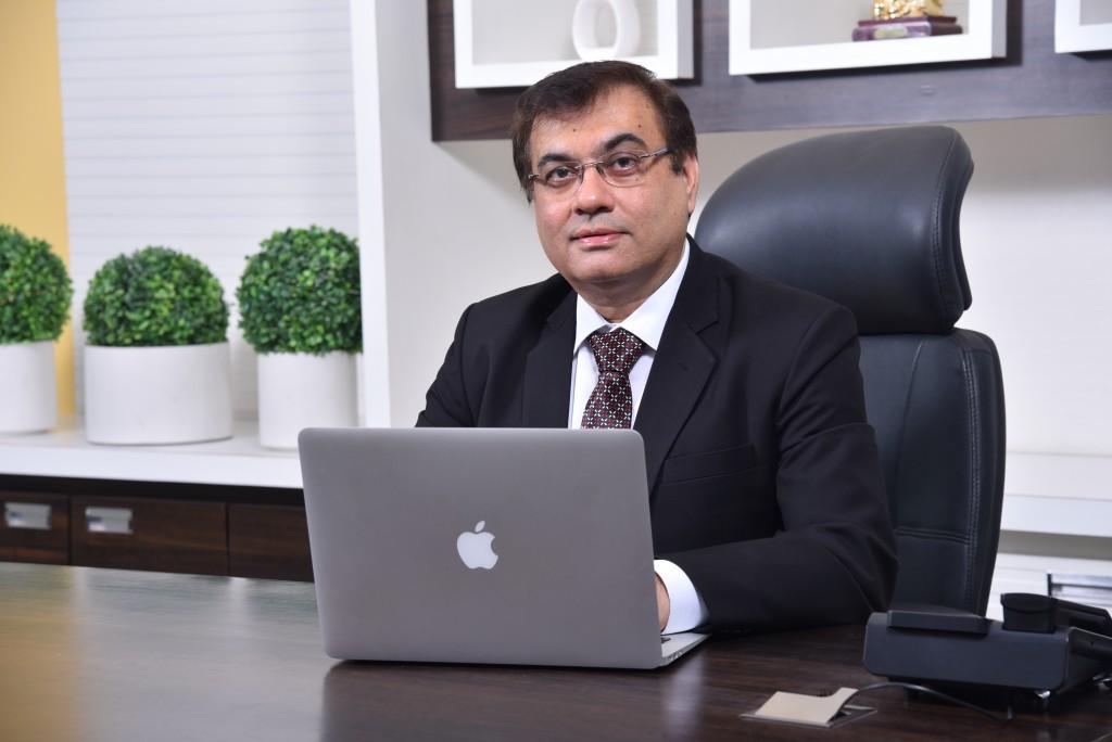 Mr Rajiv Desai Managing Director Superslides  Ballscrews Co India Pvt Ltd