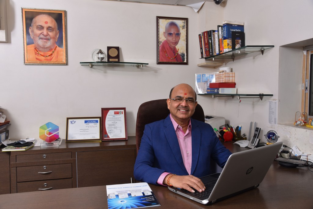 Mr Hemant Mehta the founder partner of Neel group of companies including