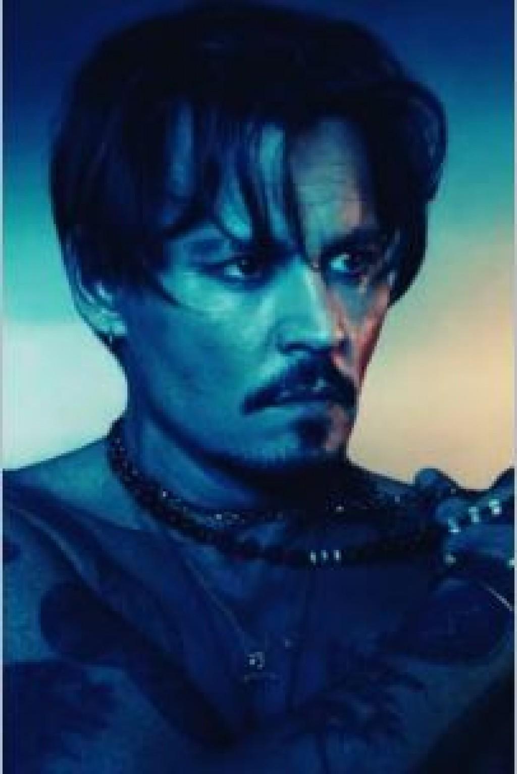 Producer Johnny Depp