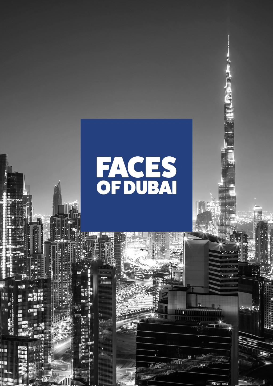 Faces of Dubai coverphoto