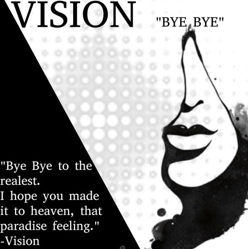 Bye Bye prod Vision Marine