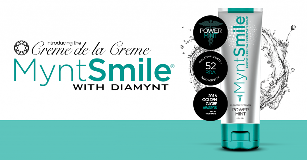 Myntsmile Cosmetic Toothpaste