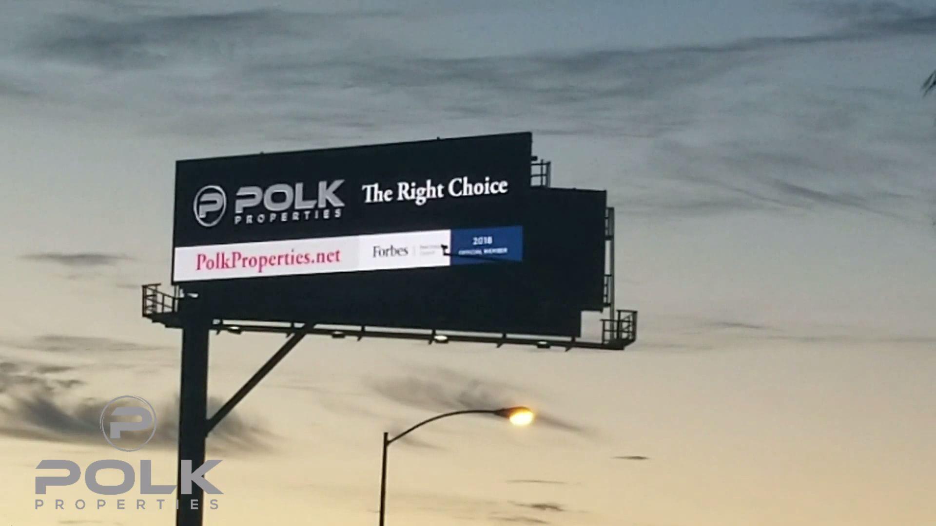 Polk Outdoor Advertising