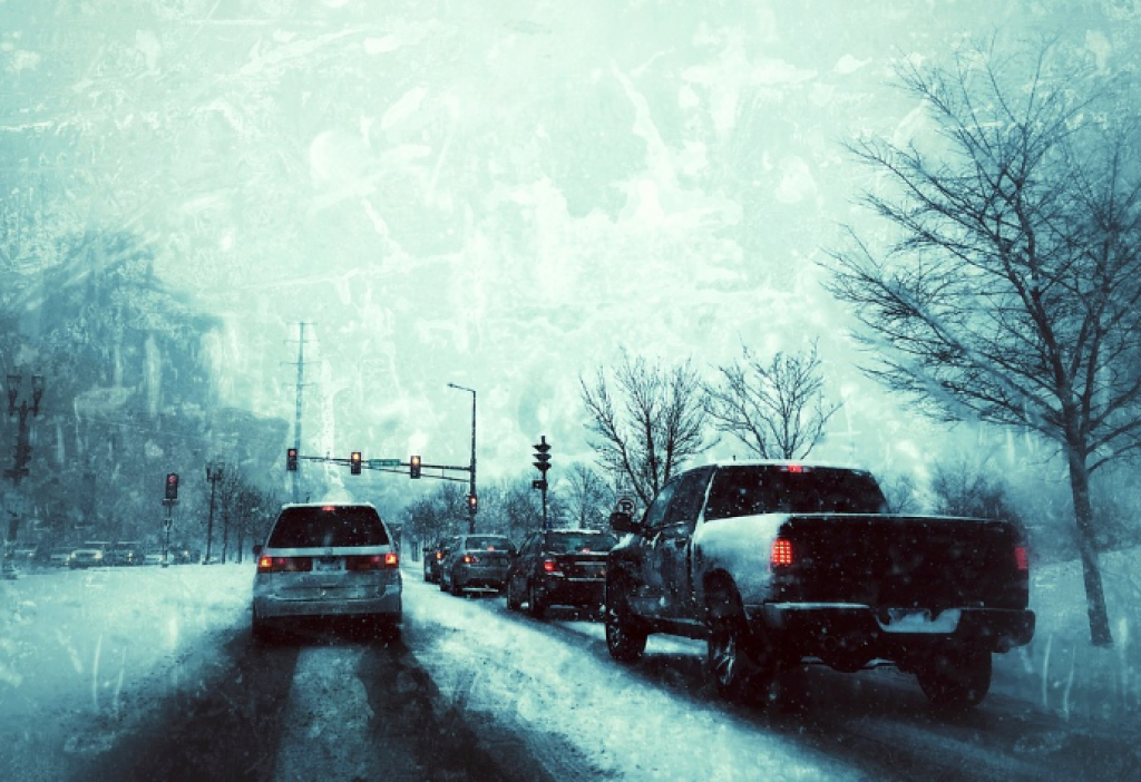 Safe driving tips in winter from Boston Towing Supreme