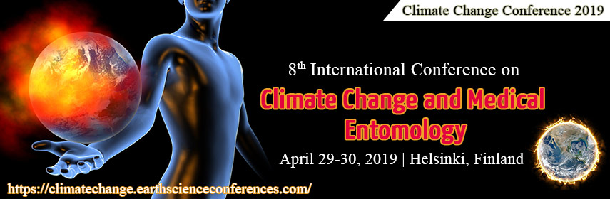Climate Change Conference 2019 banner