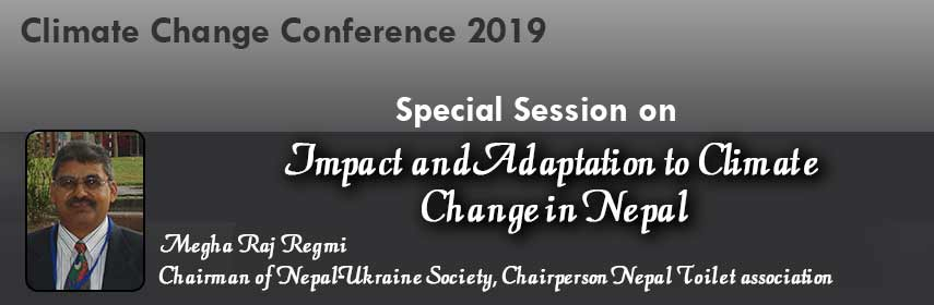 Climate Change Conference 2019 special session