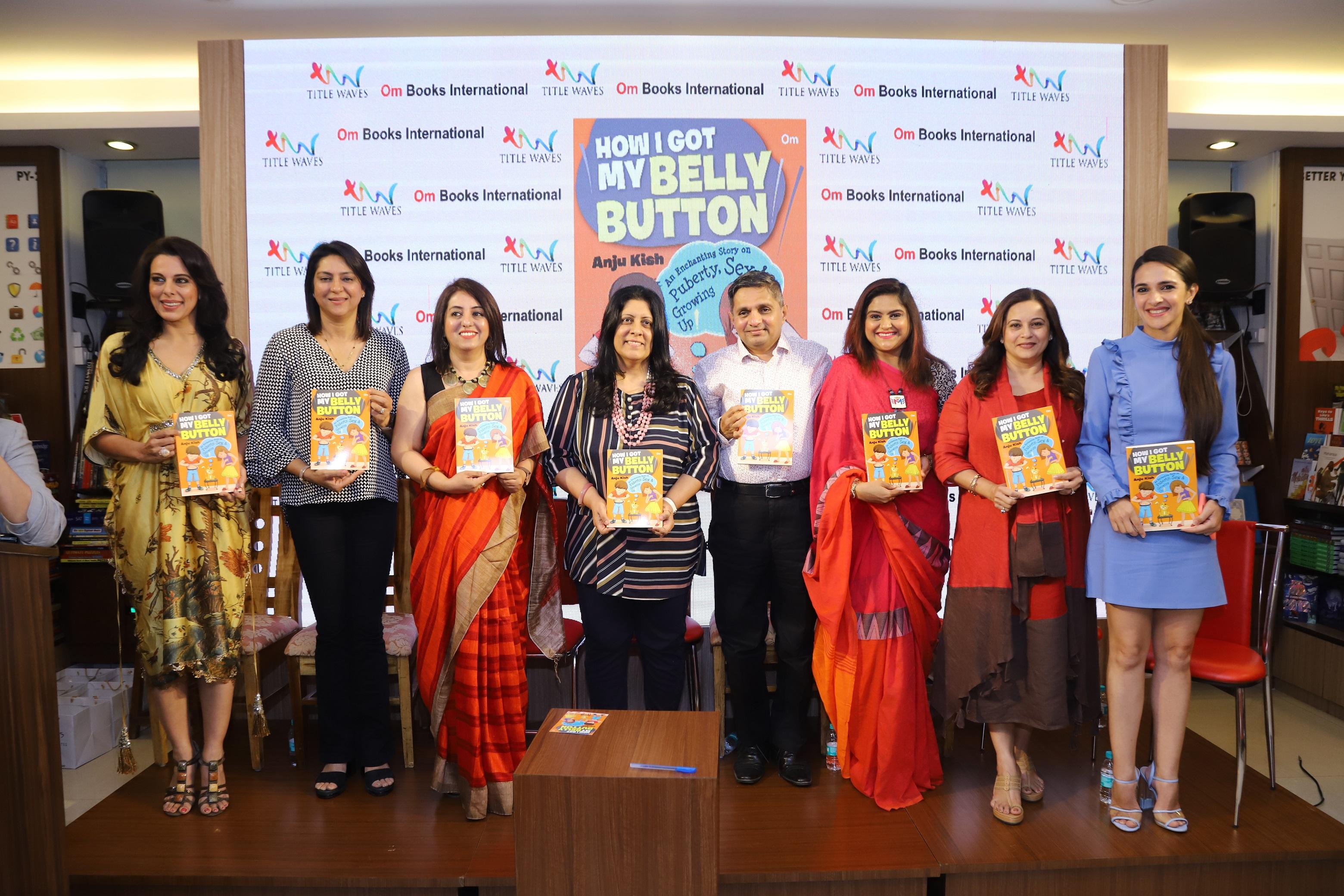 Pooja Bedi Priya Dutt Anju KishSwati PopatDr Harish ShettyNeha Kare Manasi Joshi Roy and Tara Sharma