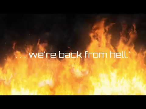 Were Back Official lyric video