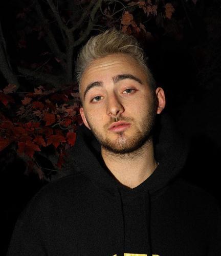 Hip Hop Singer  Ben James