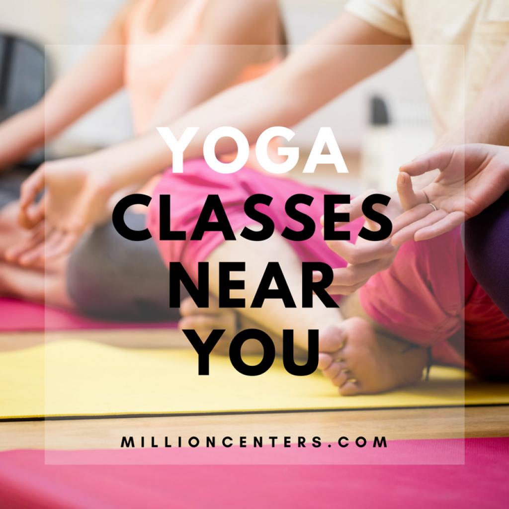 millioncenters yoga classes near you ig