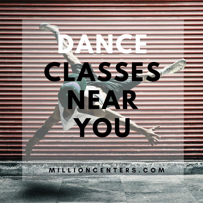 millioncenters Dance classes near you ig