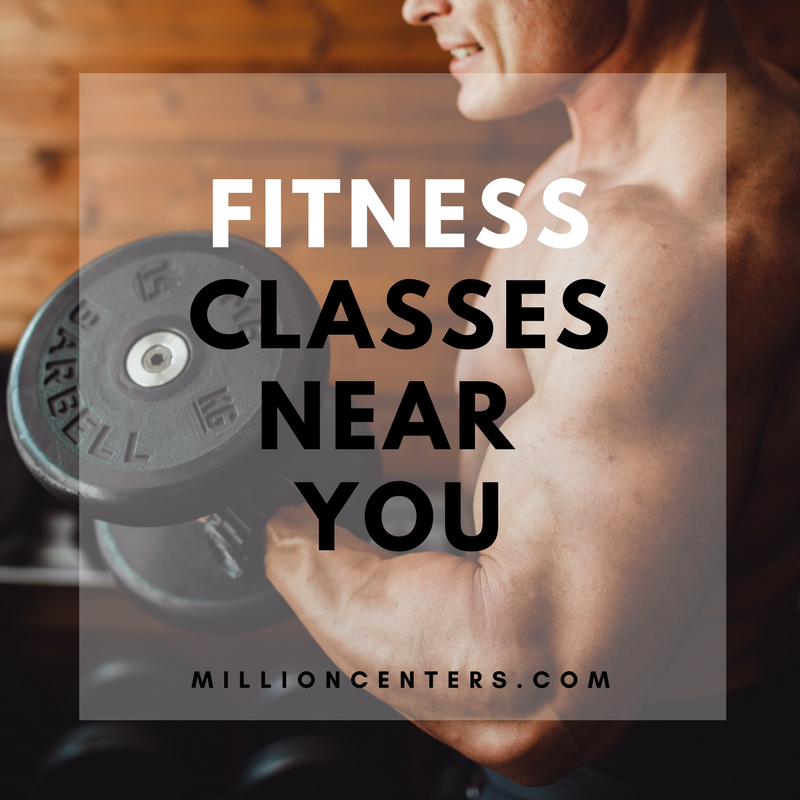 millioncenters fitness classes near you ig